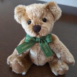 ハロッズ(Harrods)のハロッズ テディベア HARRODS TEDDYBEAR(ぬいぐるみ)