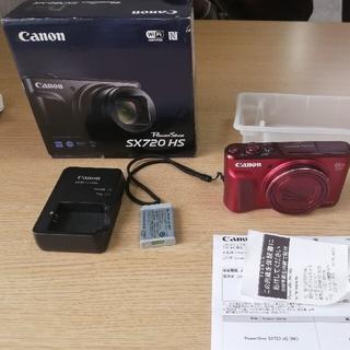 キヤノン(Canon)のCanon PowerShot SX720HS+1GBSDカード(コンパクトデジタルカメラ)