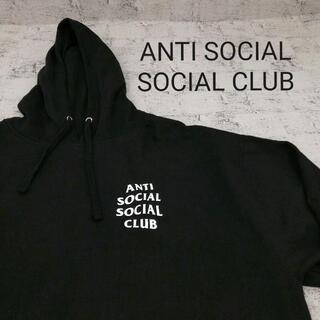 ASSC アンチソーシャルソーシャルクラブ プルオーバーパーカー(パーカー)