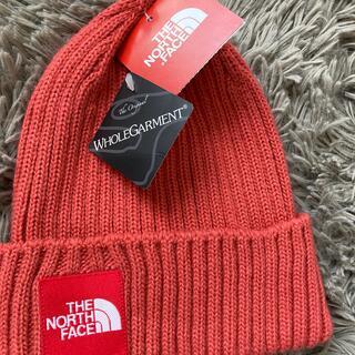 ザノースフェイス(THE NORTH FACE)の新品未使用ノースフェイスニット帽(ニット帽/ビーニー)