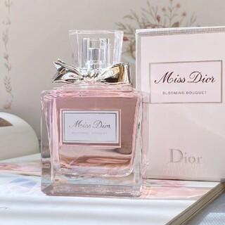 Dior - ☆ミスディオール☆本日終了☆新品☆香水☆ブルーミングブーケ☆100ml☆