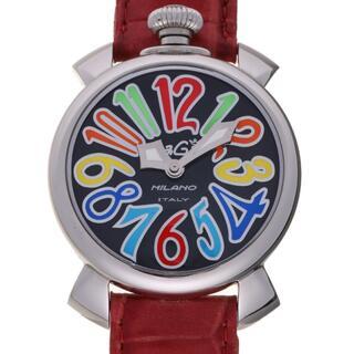 ガガミラノ(GaGa MILANO)のガガ・ミラノ 腕時計 5020.2(腕時計)