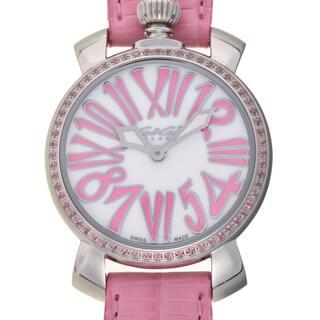 ガガミラノ(GaGa MILANO)のガガ・ミラノ 腕時計 6025.02(腕時計)