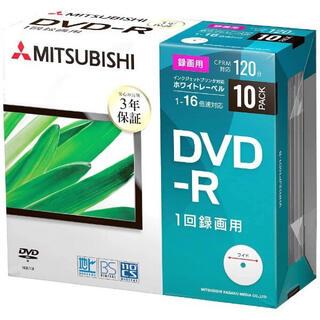 ミツビシ(三菱)の録画用DVD-R [28枚 /4.7GB /インクジェットプリンター対応](DVDレコーダー)
