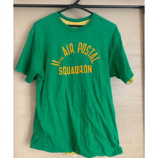 ウエアハウス(WAREHOUSE)のウエアハウス Tシャツ リバーシブル Lサイズ(Tシャツ/カットソー(半袖/袖なし))