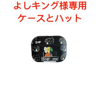 【新品・即購入】AirPods pro(エアポッズ プロ)ケース イヤホンケース(iPhoneケース)