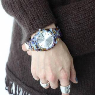 ニクソン(NIXON)のNIXON Time Teller Acetate Watercolor(腕時計)