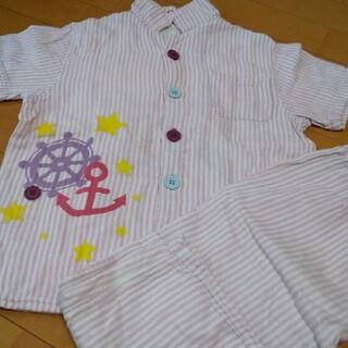 コンビミニ(Combi mini)のコンビミニ 半袖 ガーゼパジャマ 120(パジャマ)