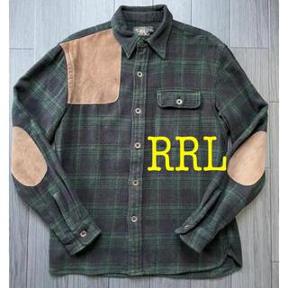 ダブルアールエル(RRL)のRRL ネルシャツ(シャツ)