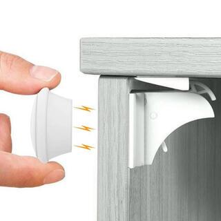 チャイルドロック マグネット キャビネットロック(ドアロック)