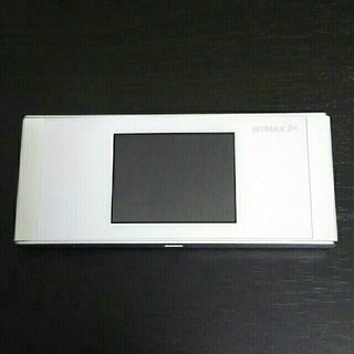 HUAWEI - Speed Wi-Fi NEXT  w05  (ホワイト)