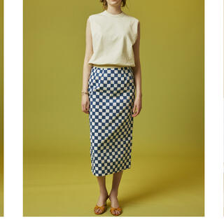 Ron Herman - SZ blockprints for Ronherman スカート XS 別注