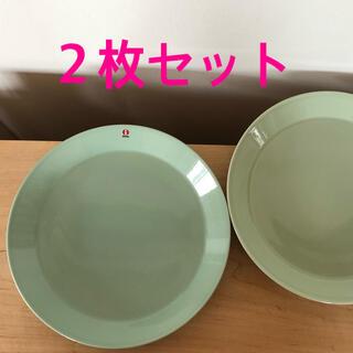 イッタラ(iittala)のイッタラ  ティーマ  セラドングリーン 26cm(食器)