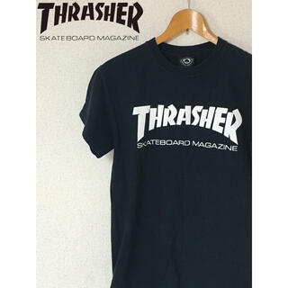 THRASHER - THRASHER スラッシャー 黒 s