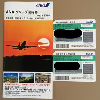 エーエヌエー(ゼンニッポンクウユ)(ANA(全日本空輸))のANA 株主優待券(ショッピング)