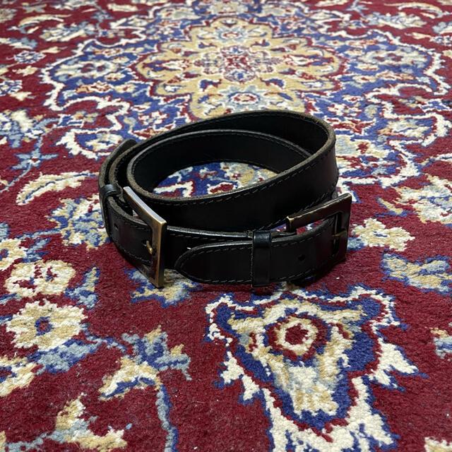 DOLCE&GABBANA(ドルチェアンドガッバーナ)のARCHIVE Dolce & Gabbana docking belt メンズのファッション小物(ベルト)の商品写真