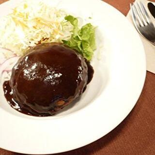 アジノモト(味の素)の味の素 業務用 洋食亭のハンバーグ(デミグラスソース) 180g×5個セット(レトルト食品)