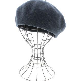 カシラ(CA4LA)のCA4LA ハンチング・ベレー帽 レディース(ハンチング/ベレー帽)