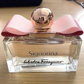 サルヴァトーレ フェラガモ  香水  シニョリーナ オーデパルファム 100ml
