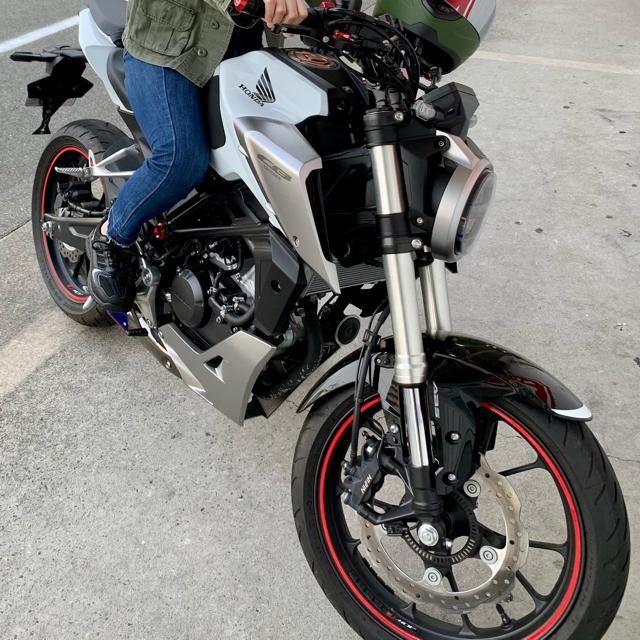 ホンダ(ホンダ)のCB125R HONDA 自動車/バイクのバイク(車体)の商品写真
