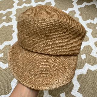 カシラ(CA4LA)のカシラ キャスケット 帽子(キャスケット)