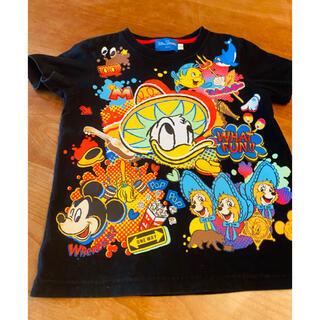 Disney - 東京ディズニーランド 公式 ドナルド Tシャツ 110
