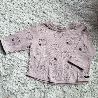 シマムラ(しまむら)の【しまむら完売】あんぱん柄5分Tシャツ 80 ミモランド(Tシャツ)