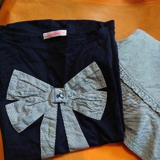familiar - ファミリア familiar 140cm Tシャツ パンツ セット