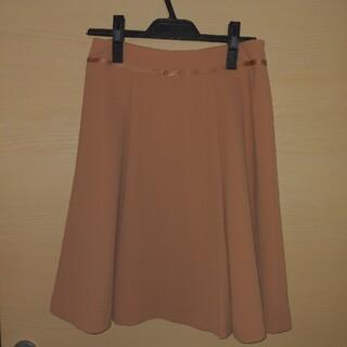 アールユー(RU)のRU(アールユー)スカート ベージュ 9号(ひざ丈スカート)