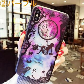 フシギノクニノアリス(ふしぎの国のアリス)の不思議の国のアリス Disney iPhoneケース カバー(iPhoneケース)