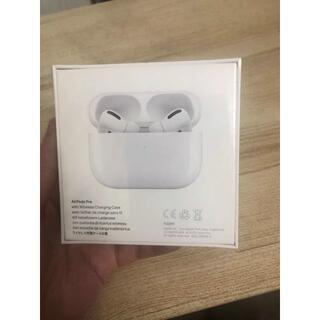 アップル(Apple)の新品・未開封 Apple AirPods Pro エア ポッズ プロ(ヘッドフォン/イヤフォン)