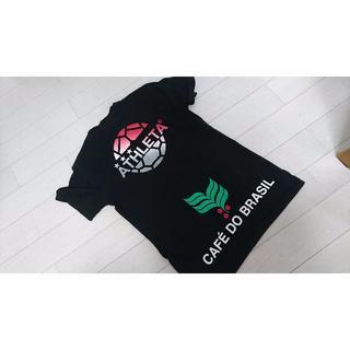 アスレタ定番ロゴTシャツ(Tシャツ/カットソー(半袖/袖なし))
