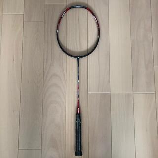 ヨネックス(YONEX)のバドミントンラケット NANOFLARE700(赤) 4UG5(バドミントン)