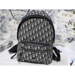Dior - 美品 Dior バックパック キャンバス