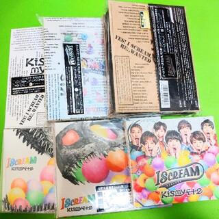 キスマイフットツー(Kis-My-Ft2)のキスマイ2016年 ライブツアーDVD アルバム アイスクリーム 6個セット売り(ミュージック)