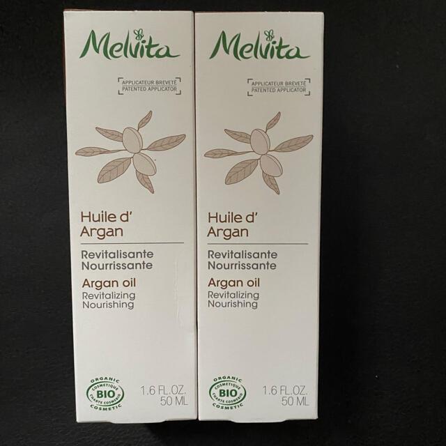 Melvita(メルヴィータ)のメルヴィータ ビオオイル アルガンオイル コスメ/美容のボディケア(ボディオイル)の商品写真
