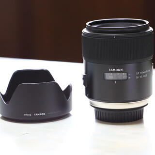 TAMRON SP45mm  F1.8 DI VC USD Canon(レンズ(単焦点))