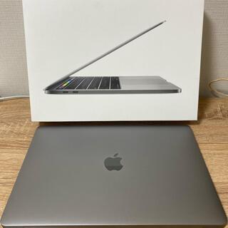 Mac (Apple) - 美品 MacBook Pro 2017 8GB/256GB/Touch Bar
