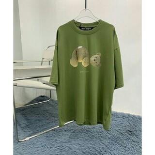 パーム(PALM)の21SS  新品 PALM ANGELS   A-5412(Tシャツ/カットソー(半袖/袖なし))