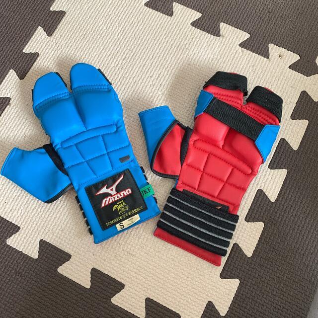 MIZUNO(ミズノ)の拳サポーター スポーツ/アウトドアのスポーツ/アウトドア その他(相撲/武道)の商品写真