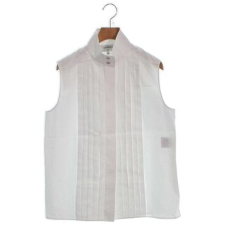 シャネル(CHANEL)のCHANEL ドレスシャツ レディース(シャツ/ブラウス(長袖/七分))