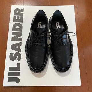Jil Sander - JIL SANDER ジルサンダー レースアップシューズ 靴 シューズ