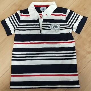 ジェイプレス(J.PRESS)の新品未使用  ジェイプレスポロシャツ 130(Tシャツ/カットソー)