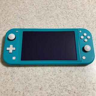 ニンテンドースイッチ(Nintendo Switch)のNintendo Switch light  ジャンク品  (家庭用ゲーム機本体)