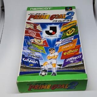スーパーファミコン(スーパーファミコン)のプライムゴール2  スーファミ(家庭用ゲームソフト)