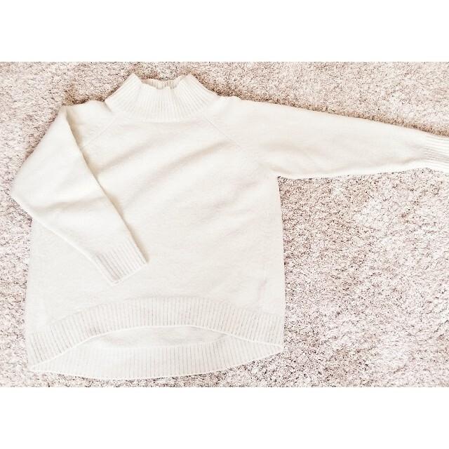 LOWRYS FARM(ローリーズファーム)のLOWRYS FARM ローリーズファーム モックネックセーター Mサイズニット レディースのトップス(ニット/セーター)の商品写真