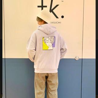 タケオキクチ(TAKEO KIKUCHI)のTAKEO KIKUCHI  新品  M(パーカー)