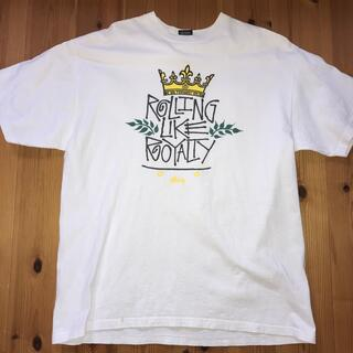 STUSSY - ステューシー ROLLING LIKE ROYALTY     Tシャツ