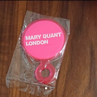 MARY QUANT - 【新品未開封】MARY QUANT マリークワント 手鏡 コンパクトミラー