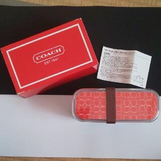 COACH - COACH 日本製 ランチボックス ノベルティ 非売品 コーチ